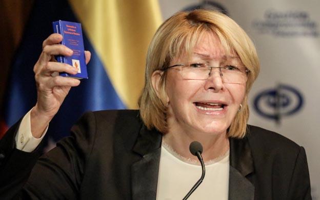 Fiscal Luisa Ortega Diaz