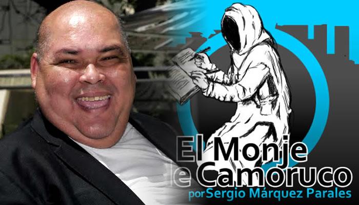 Sergio Marquez, El Monje de camoruco