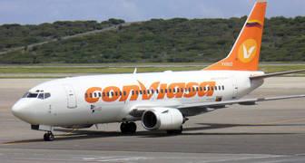 Aviones de Conviasa
