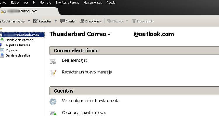 Cómo gestionar tu correo Hotmail desde Mozilla Thunderbird paso 4