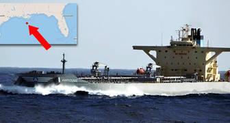 Buque Petrolero Venezolano no puede entregar su carga en EEUU