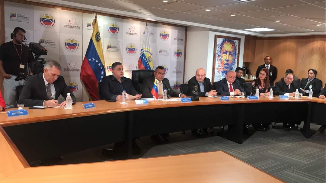 Gobierno lanz p gina web de los m s buscados en venezuela for Pagina del ministerio de interior y justicia