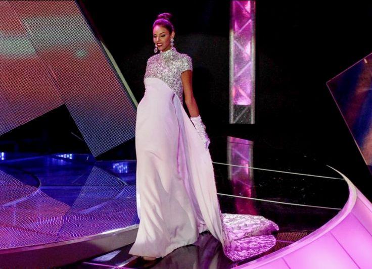 Nuestra Keysi Sayago Se Present En La Preliminar Del Miss
