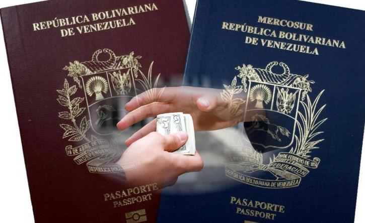 VENEZUELA: Con el Hashtag #PasaporteMiDerecho, Ciudadanos se quejan ...