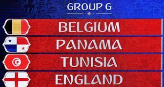GrupoG Mundial RUSIA 2018 favoritos