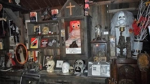La terrorífica historia de la muñeca real de Annabelle