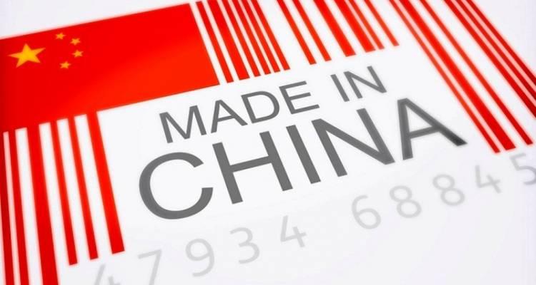 IMPORTACIONES CHINAS A EEUU