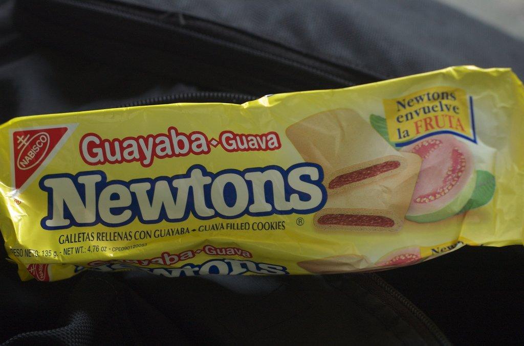 GALLETAS NEWTONS