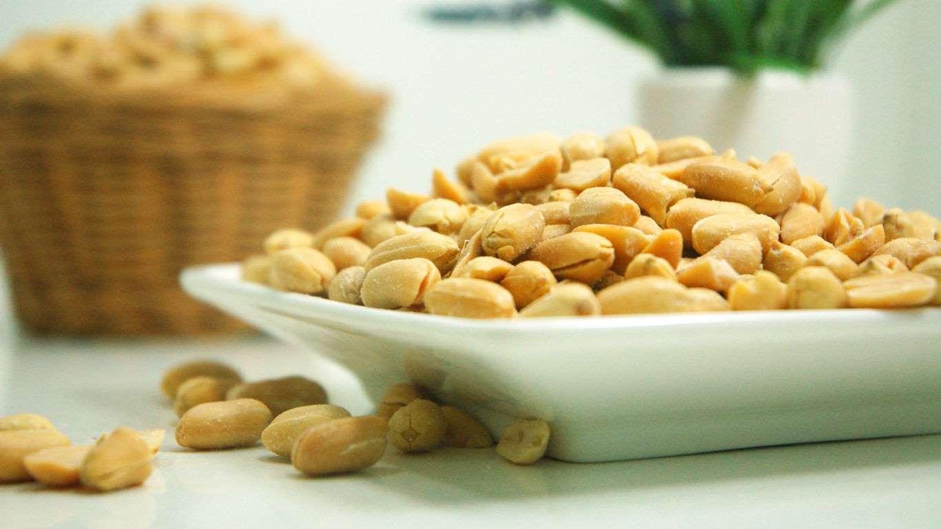Los cacahuetes están llenos de vitaminas y minerales, pero en algunos casos pueden favorecer la aparición de cáncer.