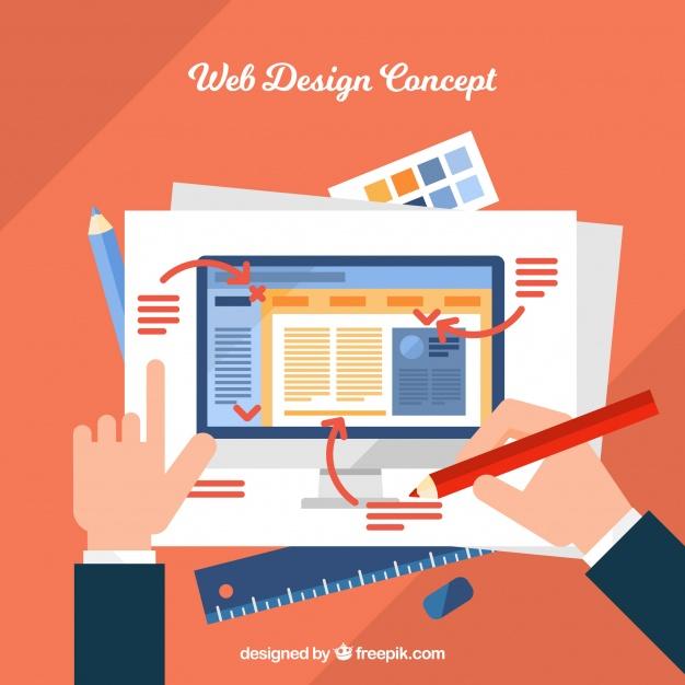 Conceptos de diseño web,