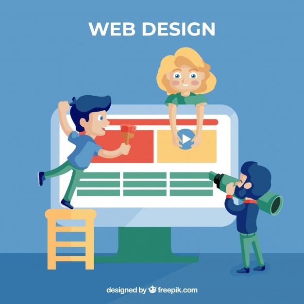 Conceptos de diseño web