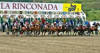 Resultados de las carreras del domingo 19 de Mayo en La Rinconada