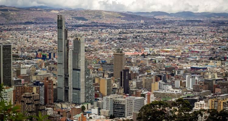 Ciudad Bogotá
