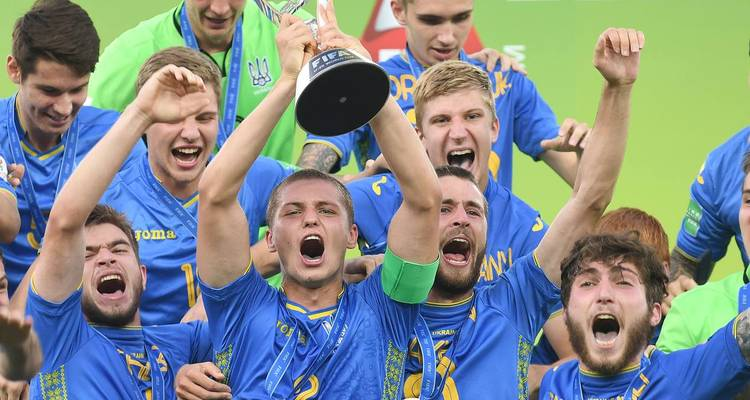 Ucrania campeona del Mundial Sub 20 de fútbol
