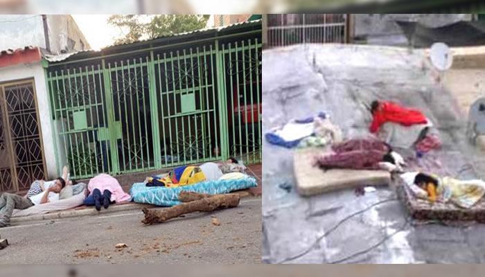 Apagones en Maracaibo