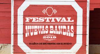 inscripciones para el Festival Nuevas Bandas 2019