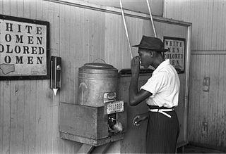 segregación racial en eeuu