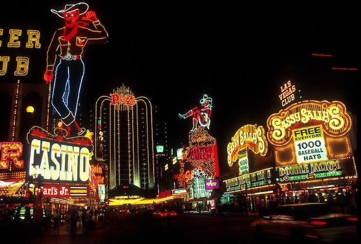 Hoteles casino en las vegas
