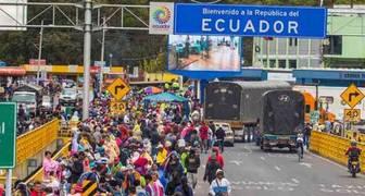 MIGRACION ECUADOR