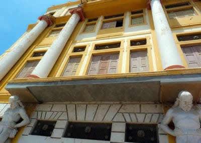 EDIFICIO ANTIGUO PLAZA BARALT, MARACAIBO
