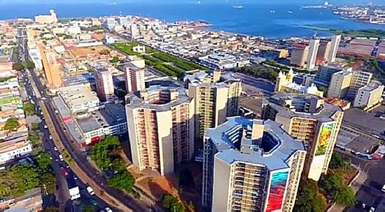 FOTO DEL CENTRO DE MARACAIBO