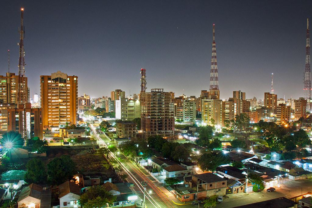 MARACAIBO DE NOCHE