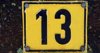 VIERNES 13 Y LA MALA SUERTE