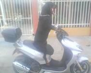 Perro motorizado