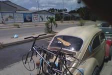 bici de repuesto