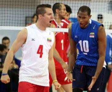 Selección Venezolana de Voleibol logró su cuarta victoria ante ...
