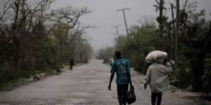 huracan mattew arrasa en haiti