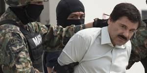 chapo guzman extradición