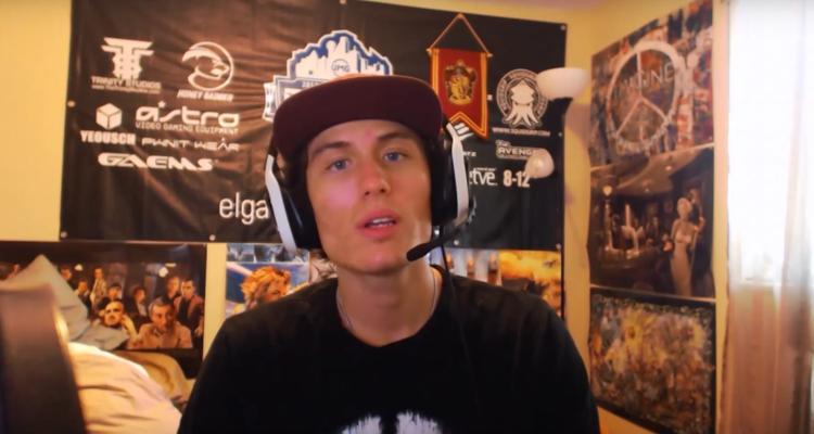 """muere phillip """"Phizzurp"""" Klemenov, youtuber"""