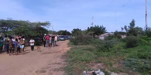 asesinan y tiran los cuerpos en un barrio en maracaibo