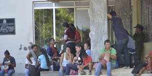 Hospital Chiquinquira en el centro de Maracaibo