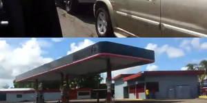 Deltanos sufren de largas colas para recargar gasolina