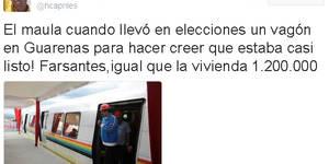Henrique Capriles desmintió a Nicolás Maduro con esta foto