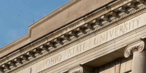 tirados en el campus de la universidad de ohio