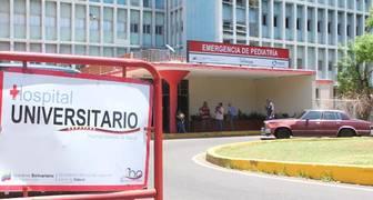 hosptital universitario de maracaibo