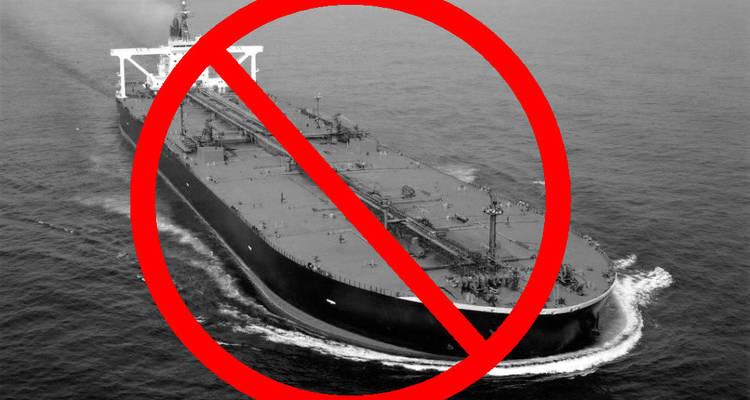 Buque Petrolero venezolano embargo eeuu