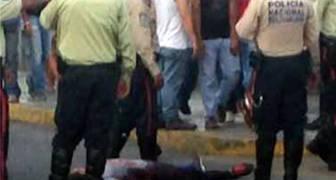 CATIA Colectivos Salvajes asesinaron a la Sra. Xiomara Scott enfermera del Pérez Carreño de 61 años