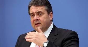 El ministro de Relaciones Exteriores de Alemania, Sigmar Gabriel,