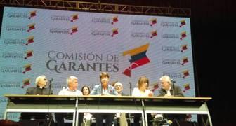 Garantes de la consulta popular confirman alta participación ciudadana