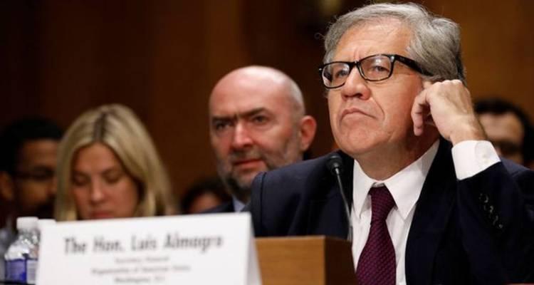Las frases más contundentes de Almagro durante la audiencia en el senado