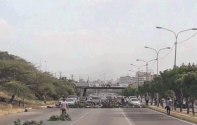Circunvalanción 1, Maracaibo