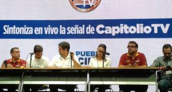 Unidad Democrática ofreció segundo balance de la consulta soberana