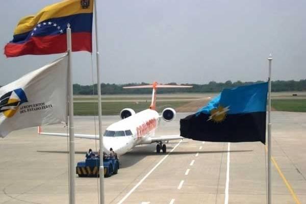 Aeropuerto la Chinita