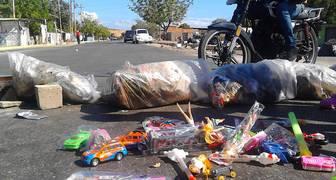 Más de 3800 familias exigen #Clap y juguetes de calidad para sus hijos e hijas. Estado #Sucre #26Dic