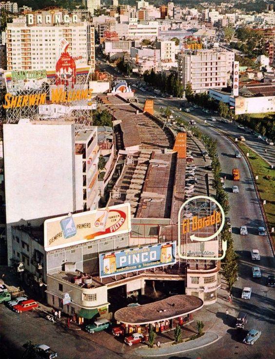 Caracas, Años 60