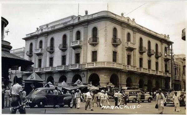 Fotos de Maracaibo Siglo XX (2)